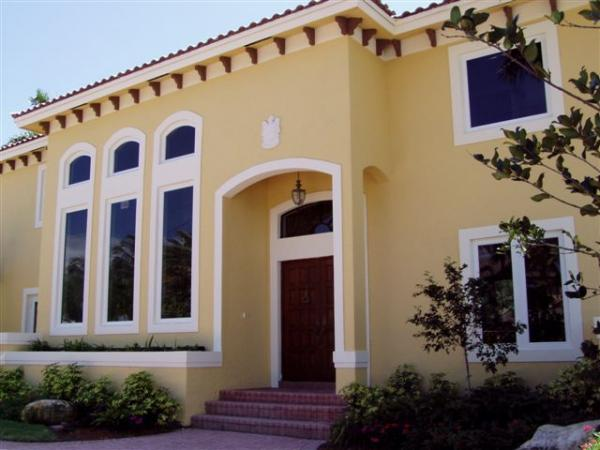 Fl. Used CGI Impact Resistant Replacement Windows And Doors To Compliment  Their Striking Architecture.