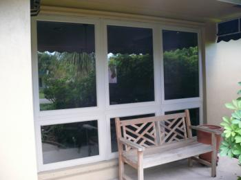 Replacing windows in large openings