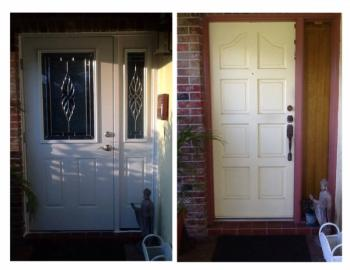 Entry Door Replacement