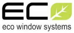 ECO Windows & Doors logo