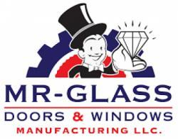 Mr. Glass logo